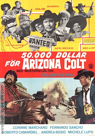 Arizona Colt 1967 Giuliano Gemma