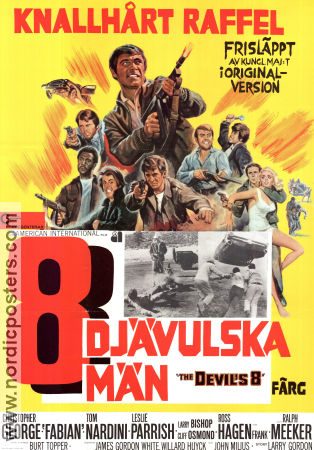 The Devil's 8 1970 Christopher George