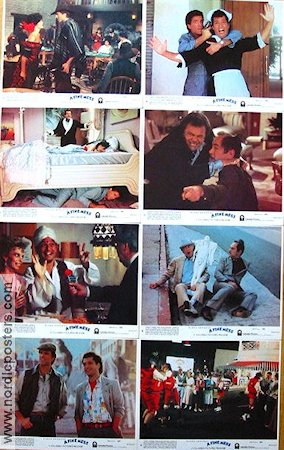 A Fine Mess 1986 lobby card set Ted Danson Blake Edwards
