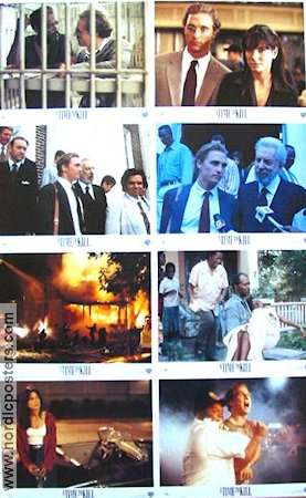 A Time to Kill 1996 lobby card set Sandra Bullock Joel Schumacher
