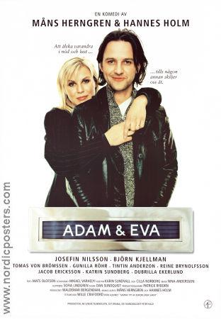adam och eva skådespelare