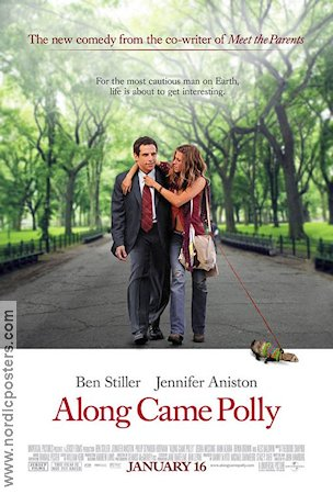 Along Came Polly Poster 68x102cm USA RO original