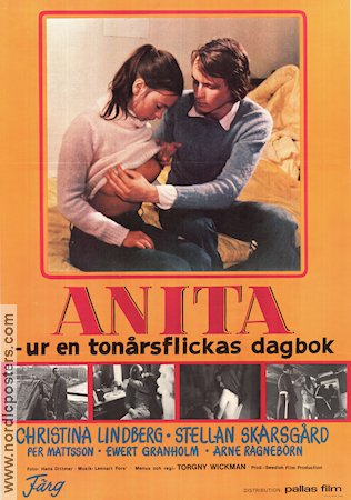 Anita – ur en tonårsflickas dagbok