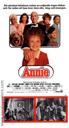 Annie The Movie Poster