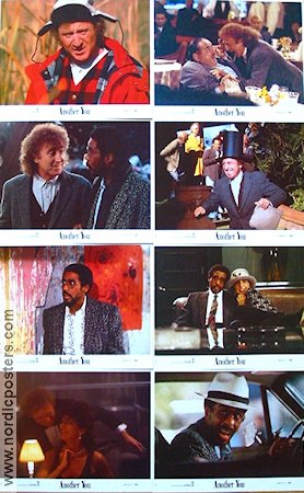 Another You 1991 lobby card set Gene Wilder