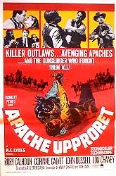 Apache Uprising 1966 Lon Chaney