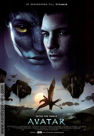 Avatar 2009 James Cameron Sam Worthington