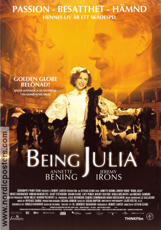 Being Julia 2004 Annette Bening Jeremy Irons