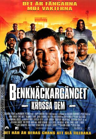 the longest yard movie poster 2005 original nordicposters