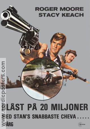The Executors 1976 Roger Moore Stacy Keach