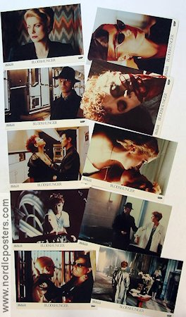 The Hunger 1983 Lobby card set Catherine Deneuve