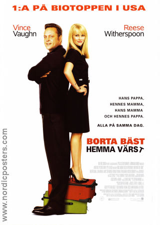 Anywhere But Home 2009 Vince Vaughn Reese Witherspoon