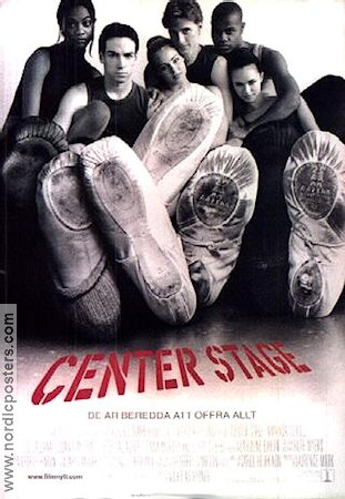 Center Stage 2000 poster Amanda Schull