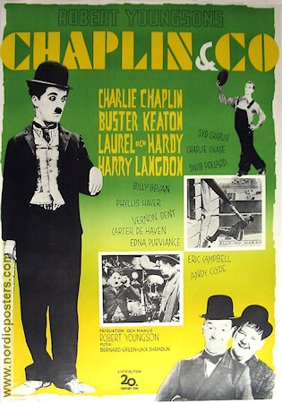 30 Years of Fun 1963 poster Charlie Chaplin