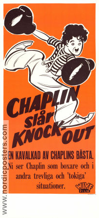 Chaplin sl�r knock-out 1955 Charlie Chaplin