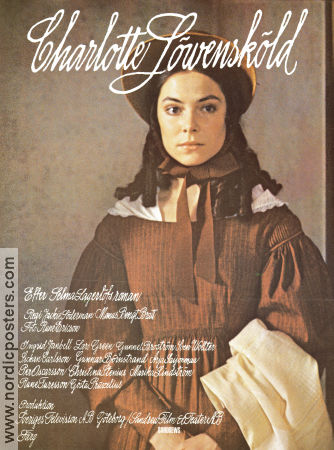 Charlotte L�wensk�ld 1979 Movie poster Britt Ahlsell Jackie S�derman