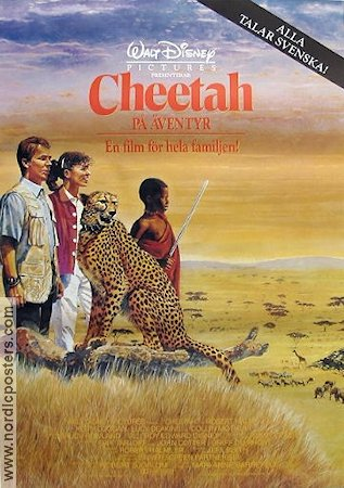Cheetah 1989 Keith Coogan