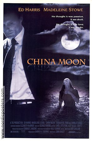 China Moon 1994 Ed Harris Madeleine Stowe
