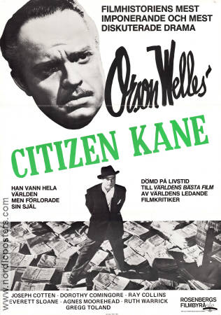 essays on citizen kane movie Kane expressionism - movie essay example the movie citizen kane demonstrates the use of cinematography to create expressionist.