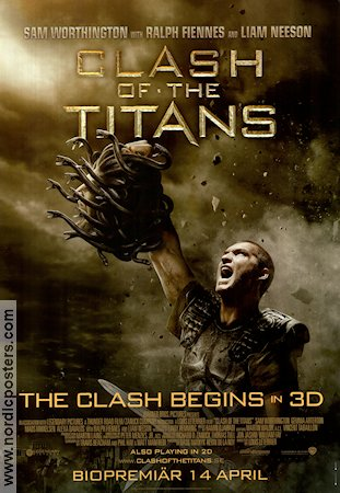 Clash of the Titans 2009 Sam Worthington