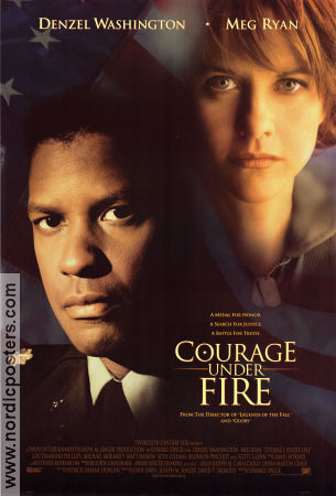 Courage Under Fire 1996 Denzel Washington Meg Ryan