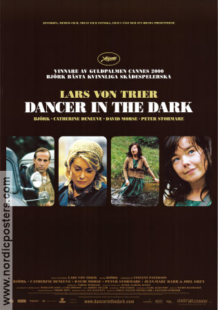 Dancer In The Dark Poster 1999 Bjork Director Lars Von Trier Original