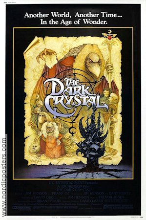 The Dark Crystal 1982 Jim Henson Kathryn Mullen