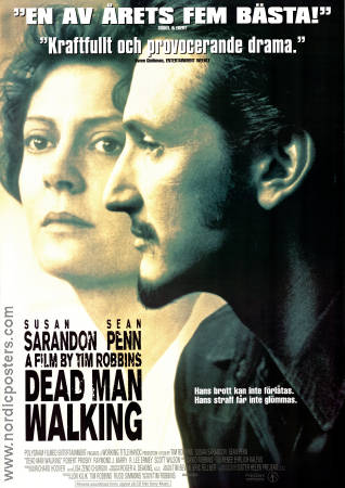 A review of the movie dead man walking by tim robbins