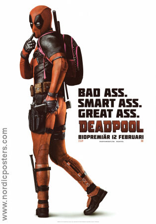 Deadpool 2016 poster Ryan Reynolds Tim Miller