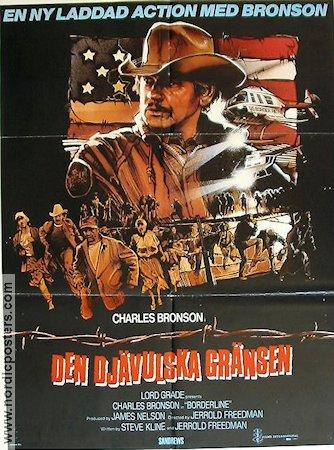 Borderline bronson movie