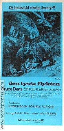 silent running movie poster 1973 original nordicposters