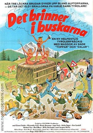 Drei Schwedinnen In Oberbayern Film