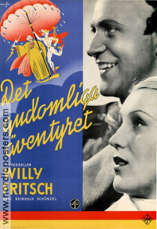 Amphitryon 1935 poster Willy Fritsch