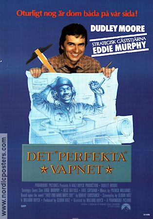 Best Defense 1984 poster Dudley Moore