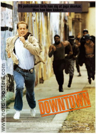 Downtown 1990 Anthony Edwards