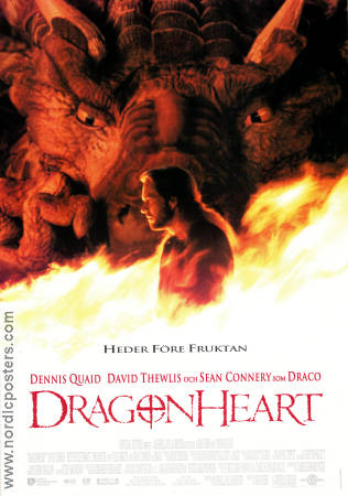 Dragonheart 1996 Sean Connery Dennis Quaid