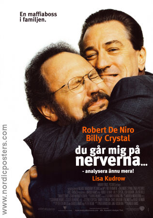 Analyze That 2002 Movie poster Robert De Niro