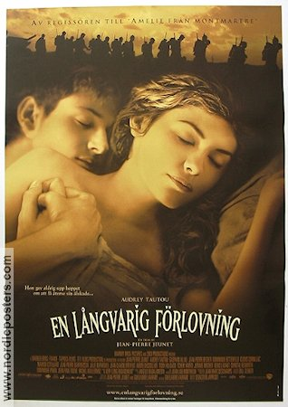 A Very Long Engagement 2004 Jean-Pierre Jeunet Audrey Tautou