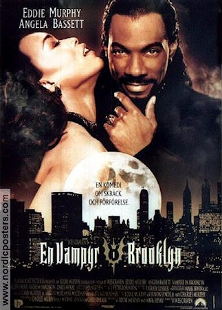 Vampire in Brooklyn 1995 Wes Craven Eddie Murphy Angela Bassett