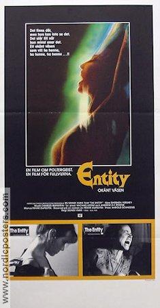 The Entity Movie Poster 1983 Original Nordicposters