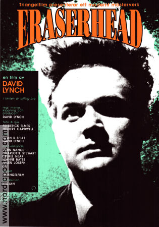 Eraserhead 1993 David Lynch Jack Nance