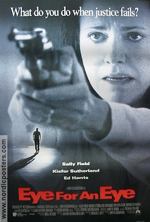 Eye for an Eye 1995 Movie poster Sally Field