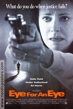 Eye for an Eye 1996 poster Sally Field John Schlesinger