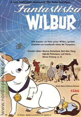 charlotte's web movie free