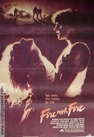 Fire with Fire 1986 Craig Sheffer Virginia Madsen