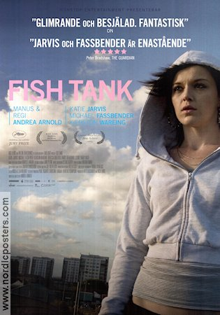 Fish Tank 2007 poster Andrea Arnold