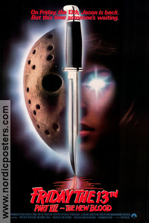 Friday the 13th part 7 1988 John Carl Buechler
