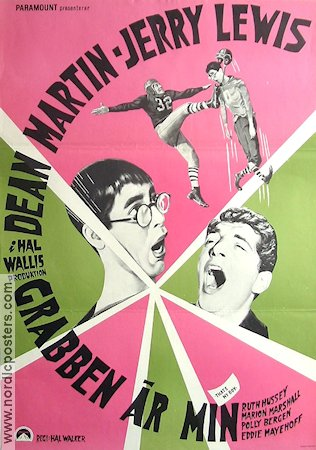 That's My Boy 1951 Jerry Lewis Dean Martin