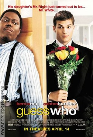 Guess Who 2005 poster Bernie Mac