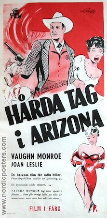 Toughest Man in Arizona 1953 Vaughn Monroe